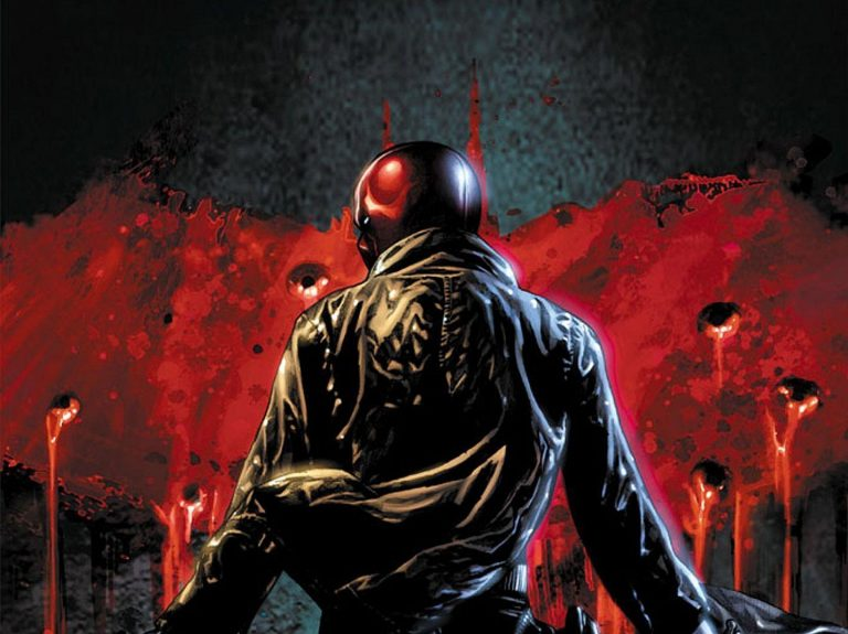 red hood wallpaper 106